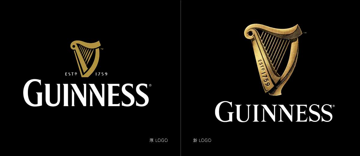 原标志与新标志设计