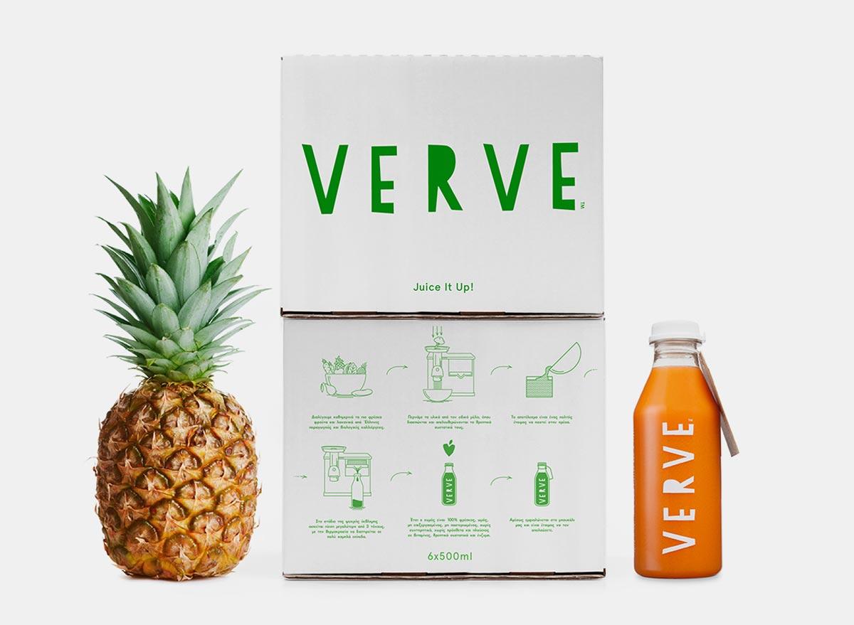 果汁纸包装设计